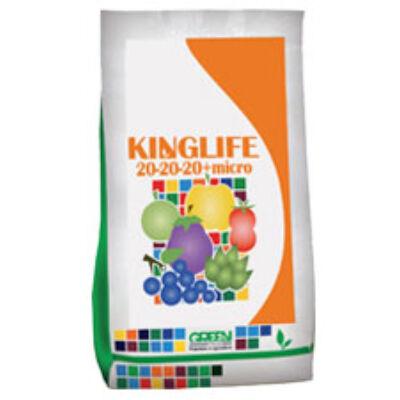 Kinglife  20-20-20 + Mikro     25 kg
