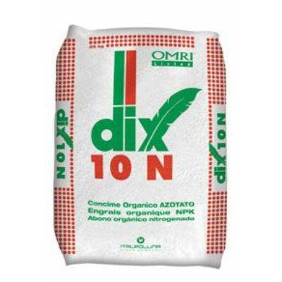 Dix 10 NPK:9-2-2    25 kg