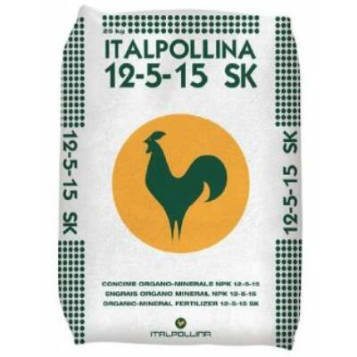 Italpollina  12-5-15 SK   25 kg