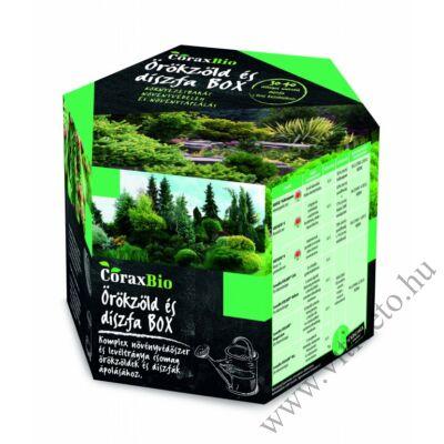 CoraxBio Örökzöld és díszfa Box
