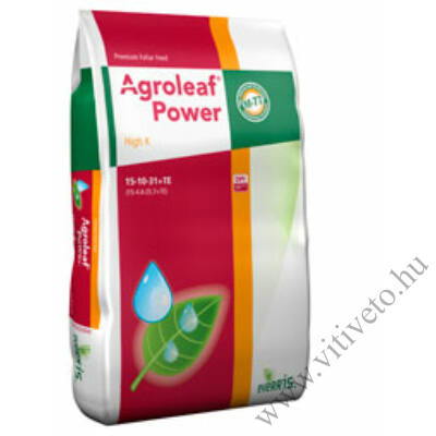 Agroleaf Power  High K  15-10-31+TE   2 kg