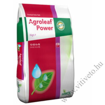 Agroleaf Power  High P  12-52-5+TE  15  kg