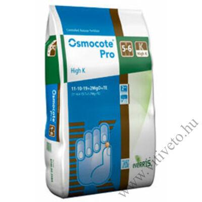 Osmocote Pro High K 5 – 6 hó  11-10-19+2MgO+TE 25 kg