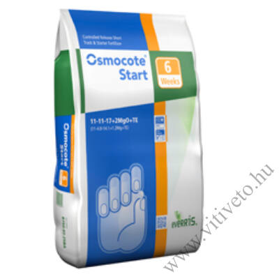 Osmocote Start  12-11-17+2 MgO+TE    25 kg