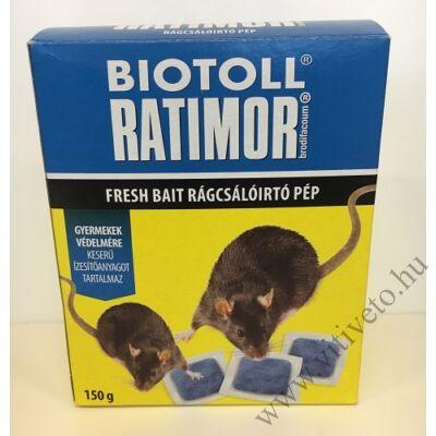 Biotoll Ratimor pép  150 gr