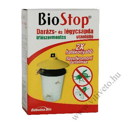 Bio Stop Darázs és légycsapda utántöltő