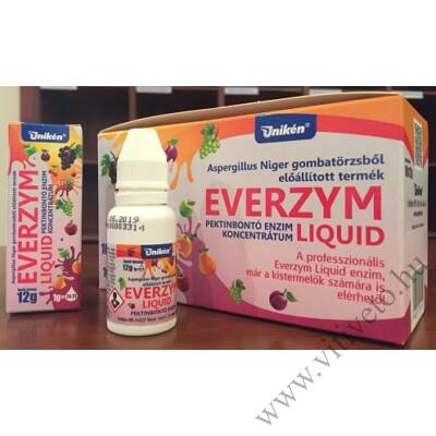 Everzym liquid    12 gr