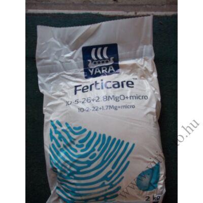 Ferticare  10-5-26+2,8MgO+micro   25/1 kg