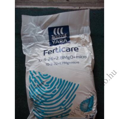 Ferticare  10-5-26+2,8MgO+micro   2/1 kg