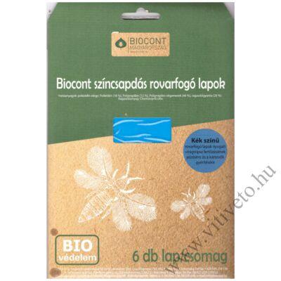 Kék lap  / Biocont  6 db
