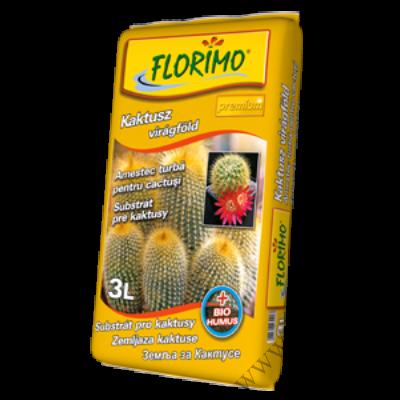 Florimo  Kaktusz virágföld  3 l
