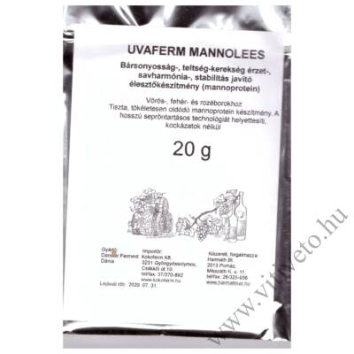 Uvaferm Mannolees    20 gr