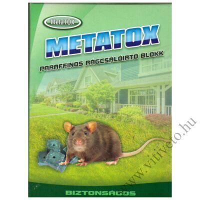 Metatox parafinos blokk    300 gr
