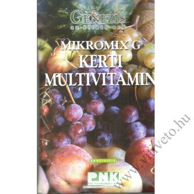 Mikromix G kerti multivitamin   100 gr