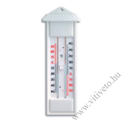 Mini-max hőmérő