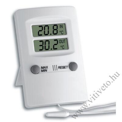 Mini-max mérő digitális