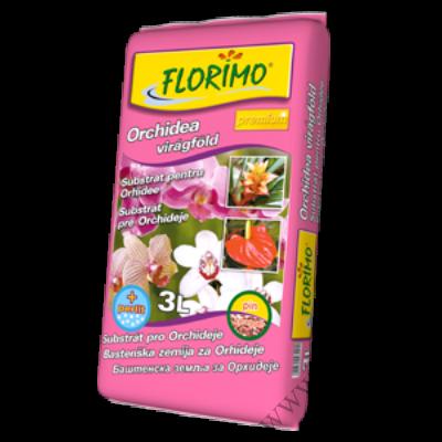 Florimo Orchidea és Anthurrium  Virágföld   3 l