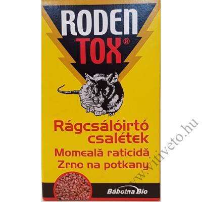Rodentox   3*50 gr
