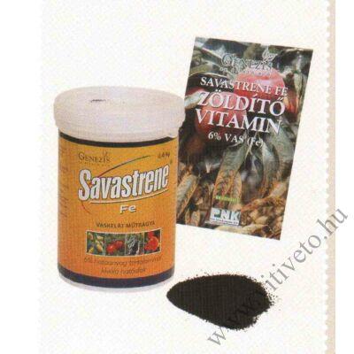 Savastrene Fe  0,1 kg  Zöldítő vitamin