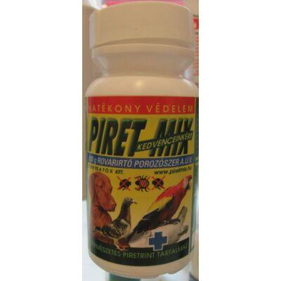 Piret Mix  Rovarölő porozószer állatra  0,1 kg